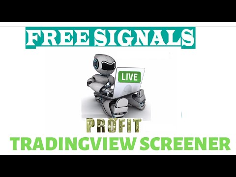 how to execute free trading signals properly tradingview screener live trading