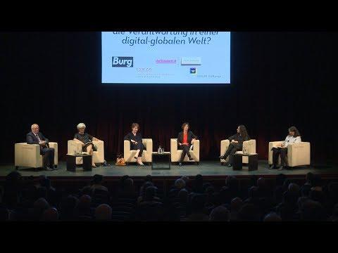 Wie steht es um die Verantwortung in einer digital-globalen Welt?