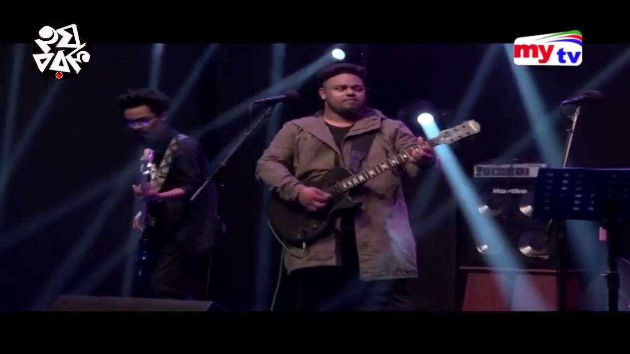 HaJaBaRaLa-Tumi Ele Tai MY TV Live ROCK IN BANGLADESH