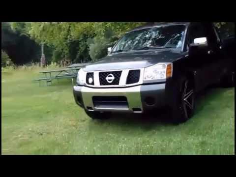 Nissan Titan On 24s Rollin Youtube