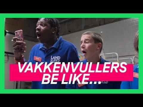 Rukker   VAKKENVULLERS #1