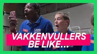 Rukker | VAKKENVULLERS #1