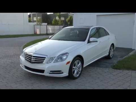 This 2011 Mercedes Benz E350 Sport Sedan Is Gorgeous Dependable And Easy To Own Youtube