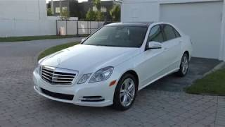 This 2011 Mercedes Benz E350 Sport Sedan is Gorgeous, Dependable, and Easy To Own