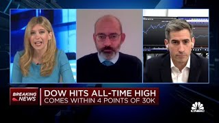 Stocks appear to be in 'early innings' of a multiyear bull market: Truist's Keith Lerner