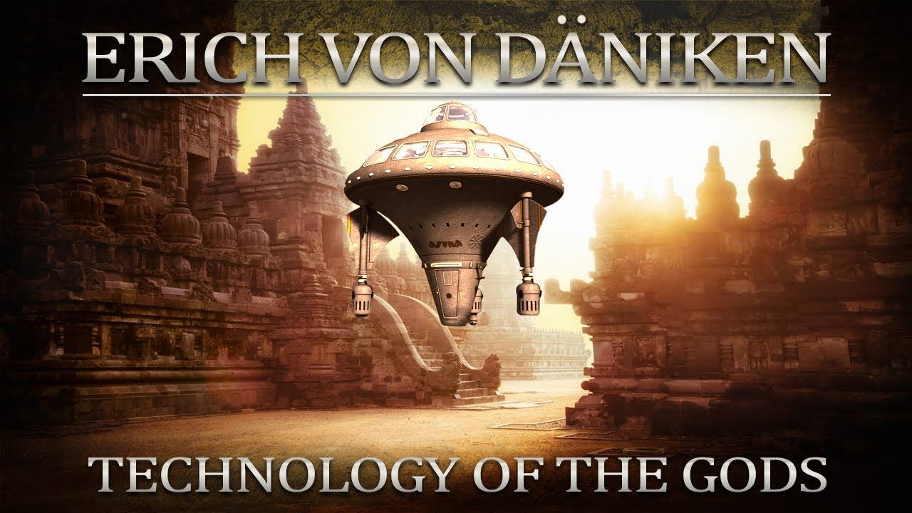 Erich von Daniken on Vimana's And The Evidence of Ancient Advanced Technologies