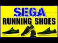 Sega running shoes unboxing