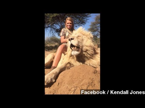Teen's Big-Game Hunting Sparks Outrage