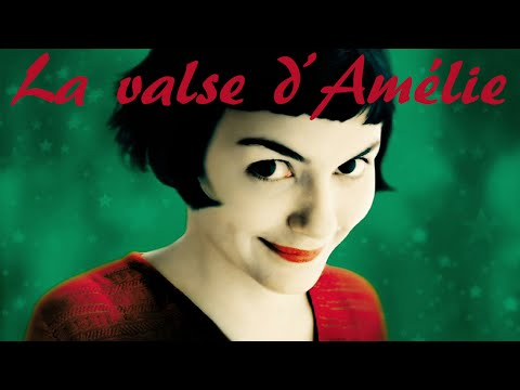 LA VALSE DAMELIE YANN TIERSEN  PIANO