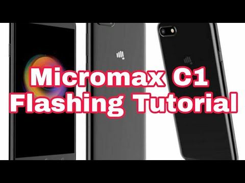 MICROMAX C1 FLASHING / DEAD RECOVER