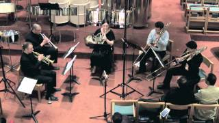 Indica for Brass Quintet