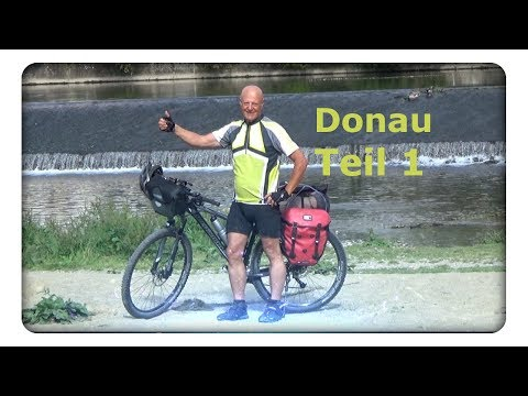 Donauradweg Rottweil - Wien. Teil 1