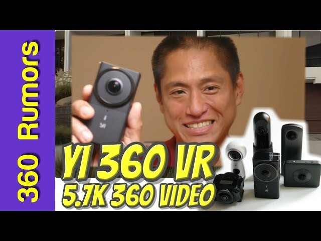 The YI 360 Camera Reviews are in: the 5 7k Resolution Delivers