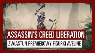 Assassin's Creed Liberation - zwiastun premierowy figurki Aveline (Asasynki z Nowego Orleanu)
