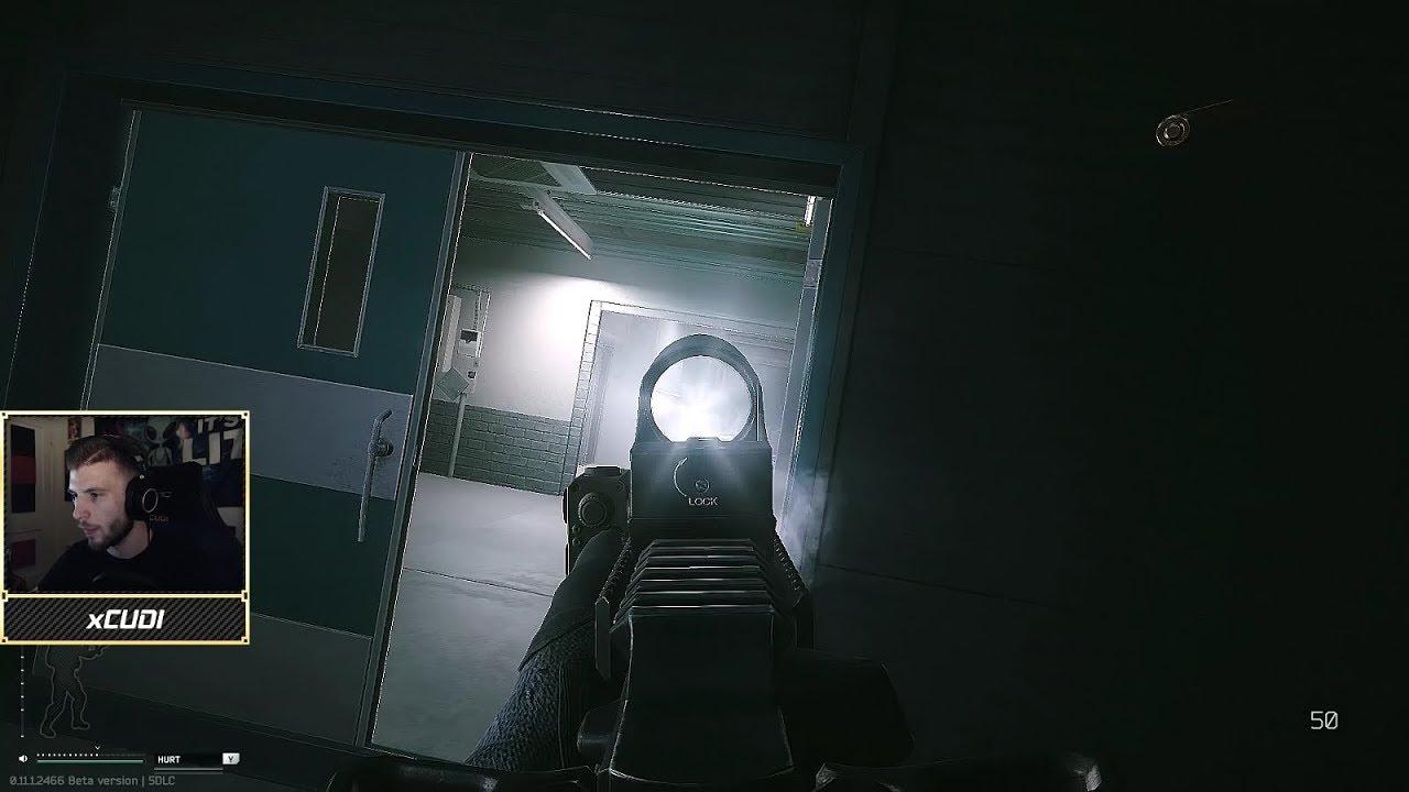 xCudi EFT The Lab HK416