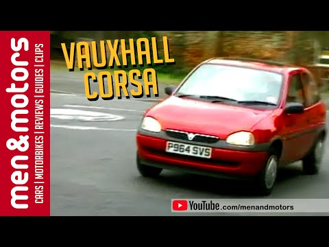 review vauxhall corsa 1997 youtube. Black Bedroom Furniture Sets. Home Design Ideas