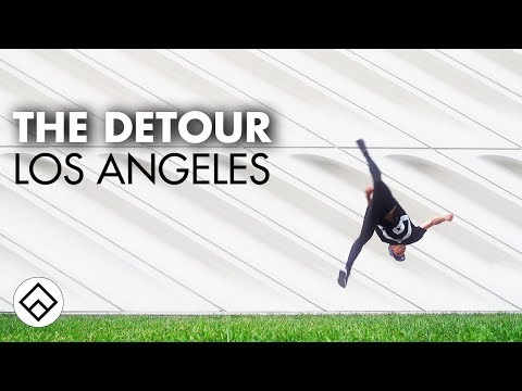 The Detour: LA Feat. Alfred Scott   Team Farang   Freerunning