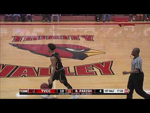 Cardinals vs Bossier Parish 02.14.18