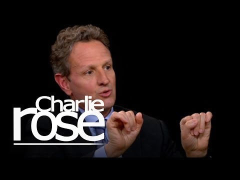 Tim Geithner on the 2008 Financial Crisis | Charlie Rose