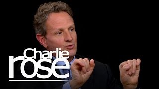 Tim Geithner on the 2008 Financial Crisis | Charlie Rose