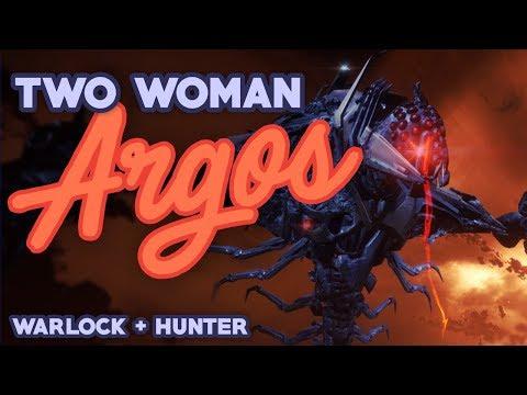 2 Woman Argos W/ LoveEris
