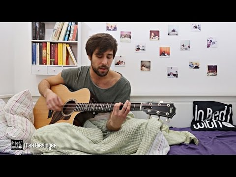Max Giesinger - Nicht so schnell - acoustic for In Bed with