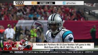 Was Atlanta Falcons Good Or Carolina Panthers Bad?