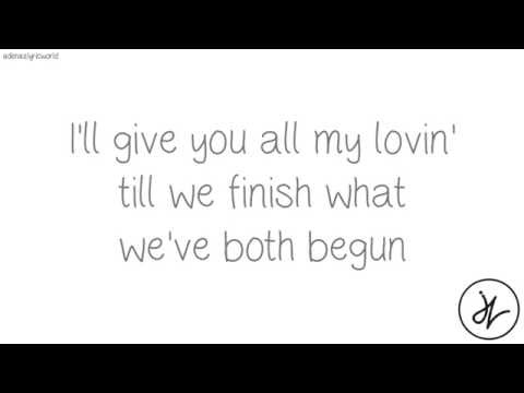 Our First Song - Joseph Vincent (Lyrics)