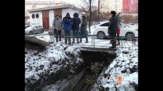 Очередная проверка двух районов Новокузнецка