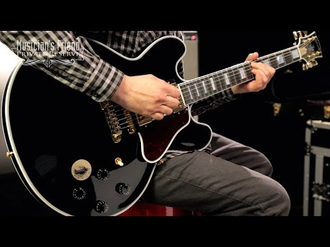 Gibson 2016 B.B. King Lucille Archtop Electric Guitar