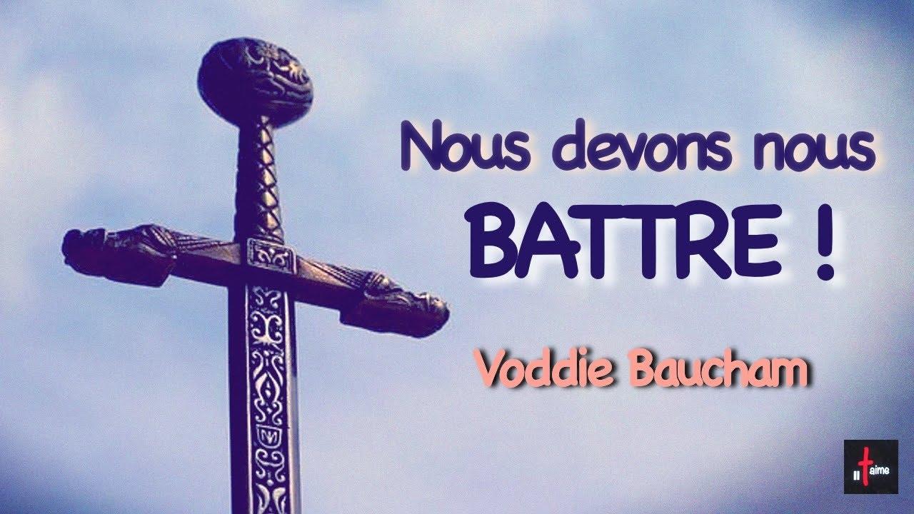 NOUS DEVONS NOUS BATTRE !