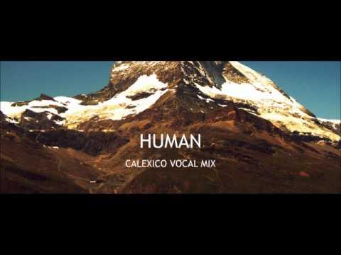 Goldfrapp: Human (Calexico Vocal Mix)
