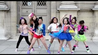 SCALLYWAG de La France a un Incroyable Talent 2012 M6 - Kids group 9 / 10 years - Street Dance