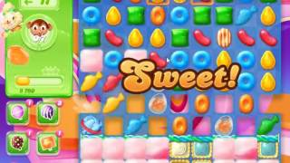 Candy Crush Jelly Saga Level 808 - NO BOOSTERS