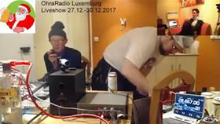 OhraRadio 2017 Osa 14: 29/12/17 21:25 Luxemburg - radioyhteyksiä 40m/80m