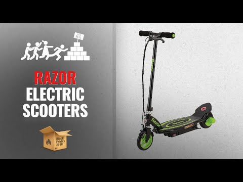 Save Big On Razor Electric Scooters Black Friday / Cyber Monday 2018   Black Friday 2018