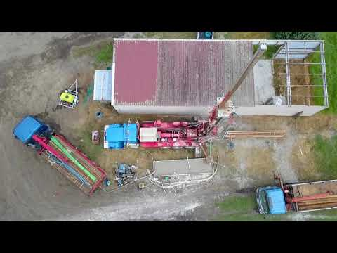 Carlyle Drilling  -  New Zealand Water Well Drilling Specialists