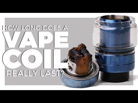 How Long Does a Vape Coil Last? How to Avoid Burnt Coils