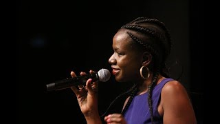 Musician/Filmmaker Crystal Asige, the blind girl who is conquering the world | #IsayaQuickFire