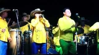 Concierto  Corraleros De Majagual Encuentro De Colonias 2015 Barranquilla