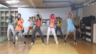 [여성댄스팀 샤넬] Korea DanceTeam Chanel - I`m So Sexy(Dancing Genome) Cover Dance