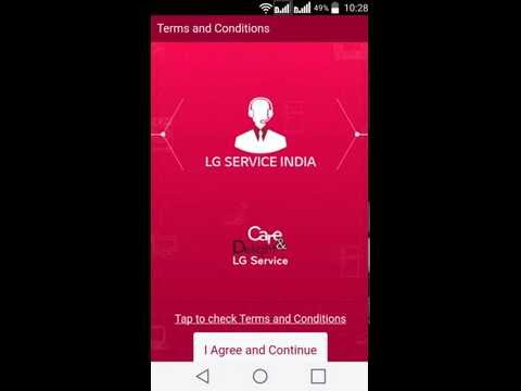 LG Service India - Apps on Google Play