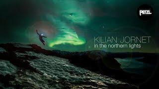 Kilian Jornet in the Northern Lights  -  Petzl