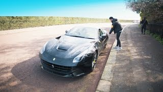 5 Things I Love About My Ferrari F12!