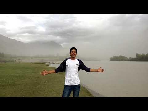 Deosi lake amazing moment