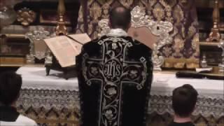 Santa Messa da Requiem con Esequie