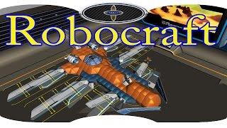 Как построить самолет в Robocraft. Прем крафт 5 лвл.