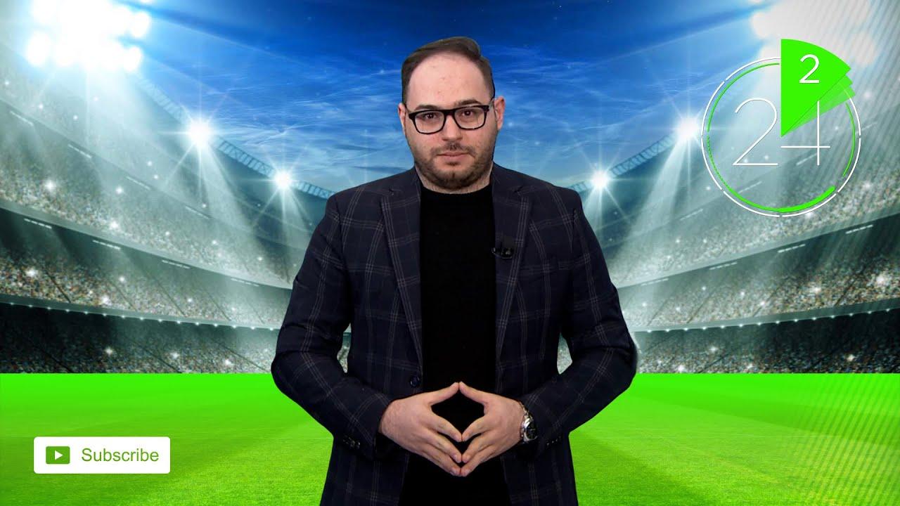 أخبار الرياضة في دقيقتين  - 20:58-2021 / 4 / 14