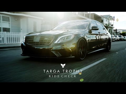 EL CHAPO'S AMG - MERCEDES-BENZ S63 AMG | Targa Trophy Ride Check
