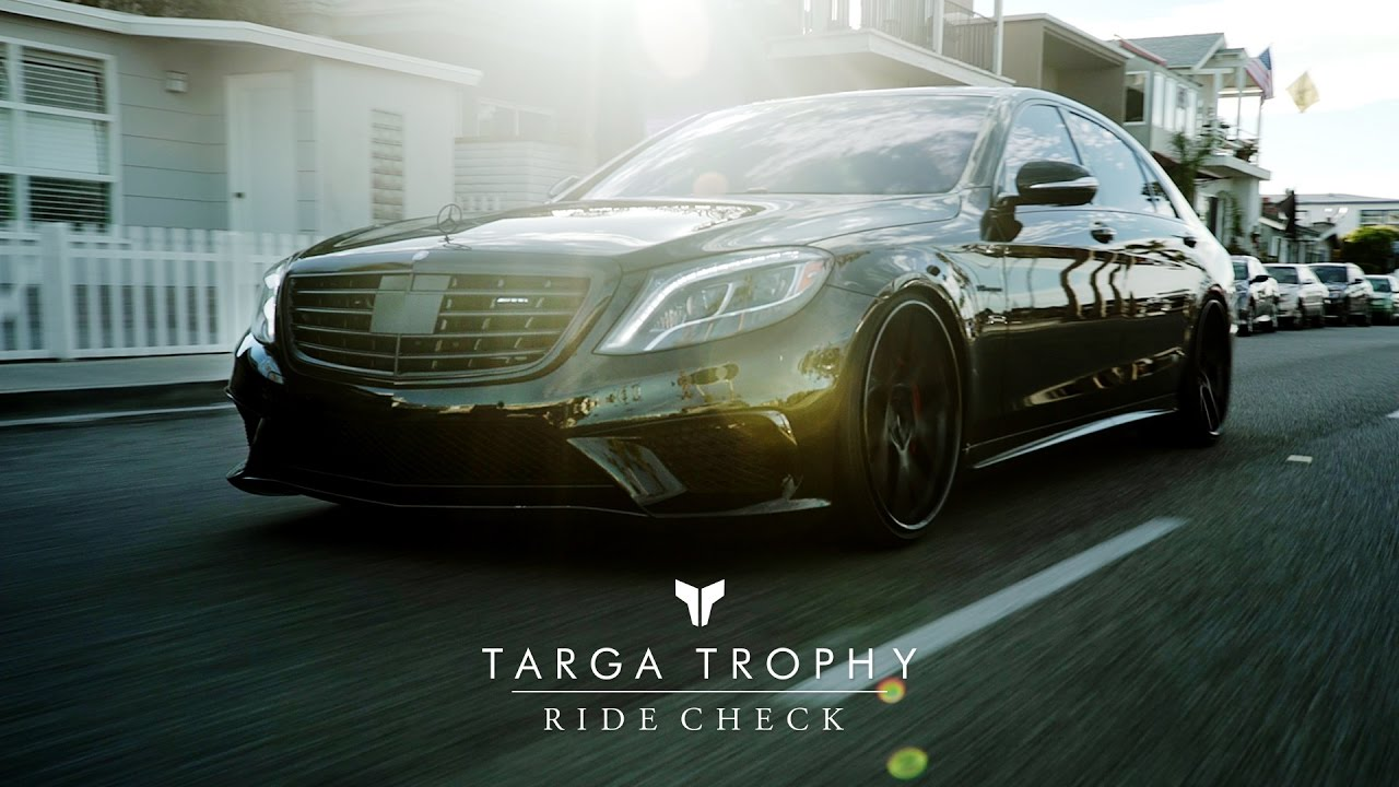 S63 2018 >> EL CHAPO'S AMG - MERCEDES-BENZ S63 AMG | Targa Trophy Ride Check - YouTube